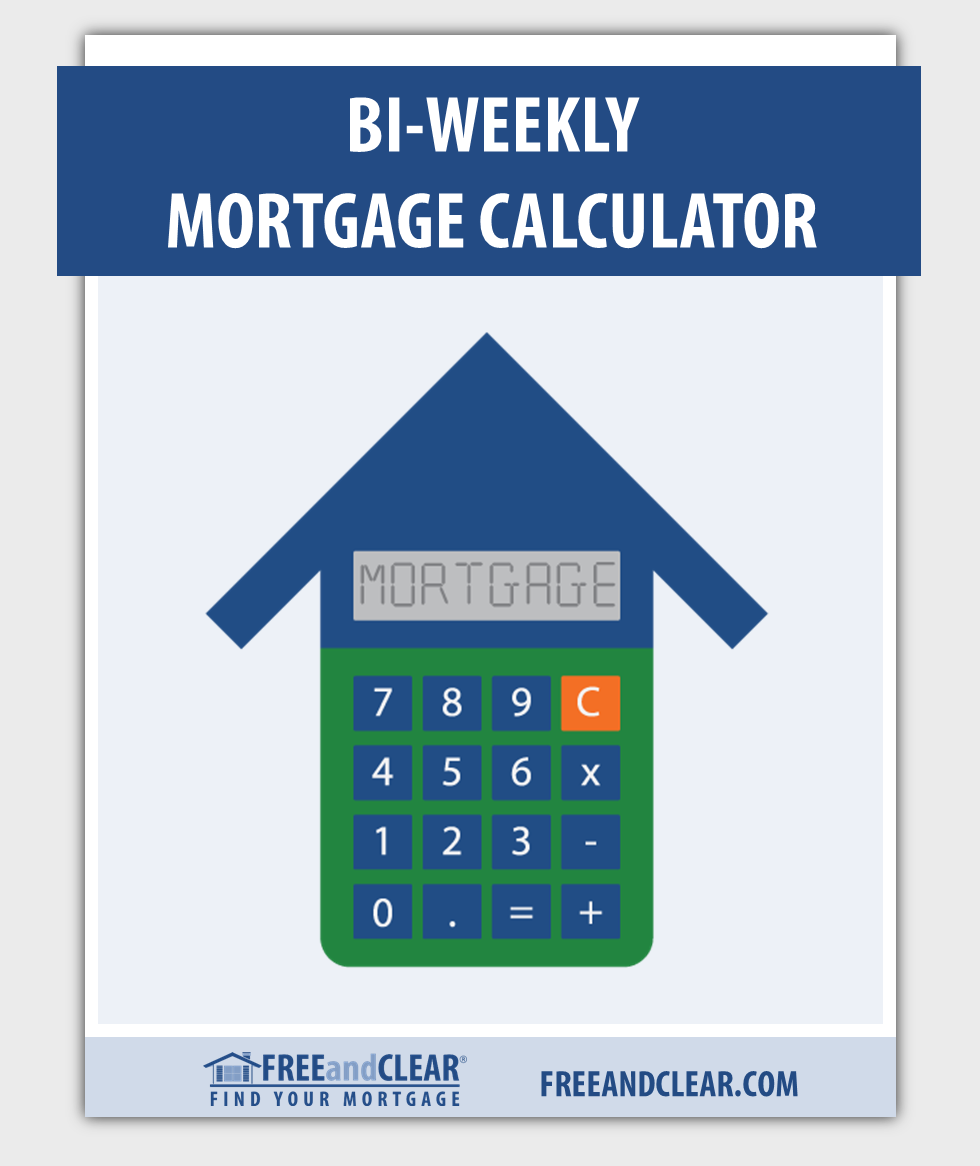 BiWeekly Mortgage Calculator  Mortgage Calculators