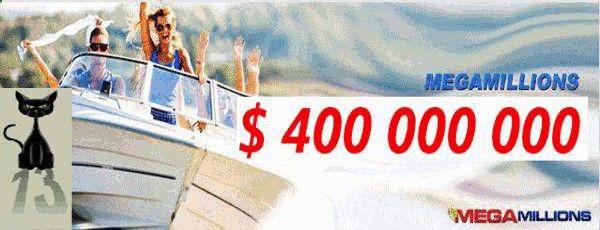 ElGordoNavidad € 2,52 billion MegaMillions $ 400 million Powerball $ 122 million OzLotto $ 63,6 million EuroMillions € 43 million SuperLottoPlus $ 46 million Choose the: www.moje-obchody....