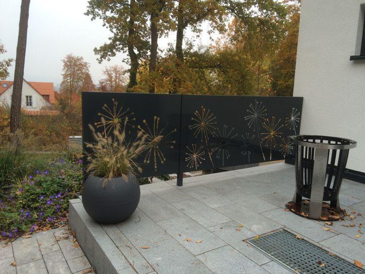 Paras Sichtschutz Traumgarten Ag In 2020 Traumgarten Garten Sicht