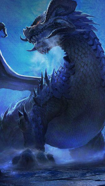 Dragon Fantasy 4K HD Mobile, Smartphone and PC, Desktop