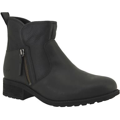 UGG Lavelle Ankle Boots - Womens Black