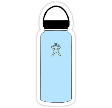 Png Hydro Flask Stickers Hydroflask Stickers Preppy Stickers Iphone Stickers