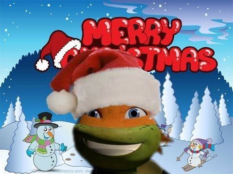 Christmas cash michelangelo tmnt christmas mv youtube is my christmas cash michelangelo tmnt christmas mv sciox Image collections