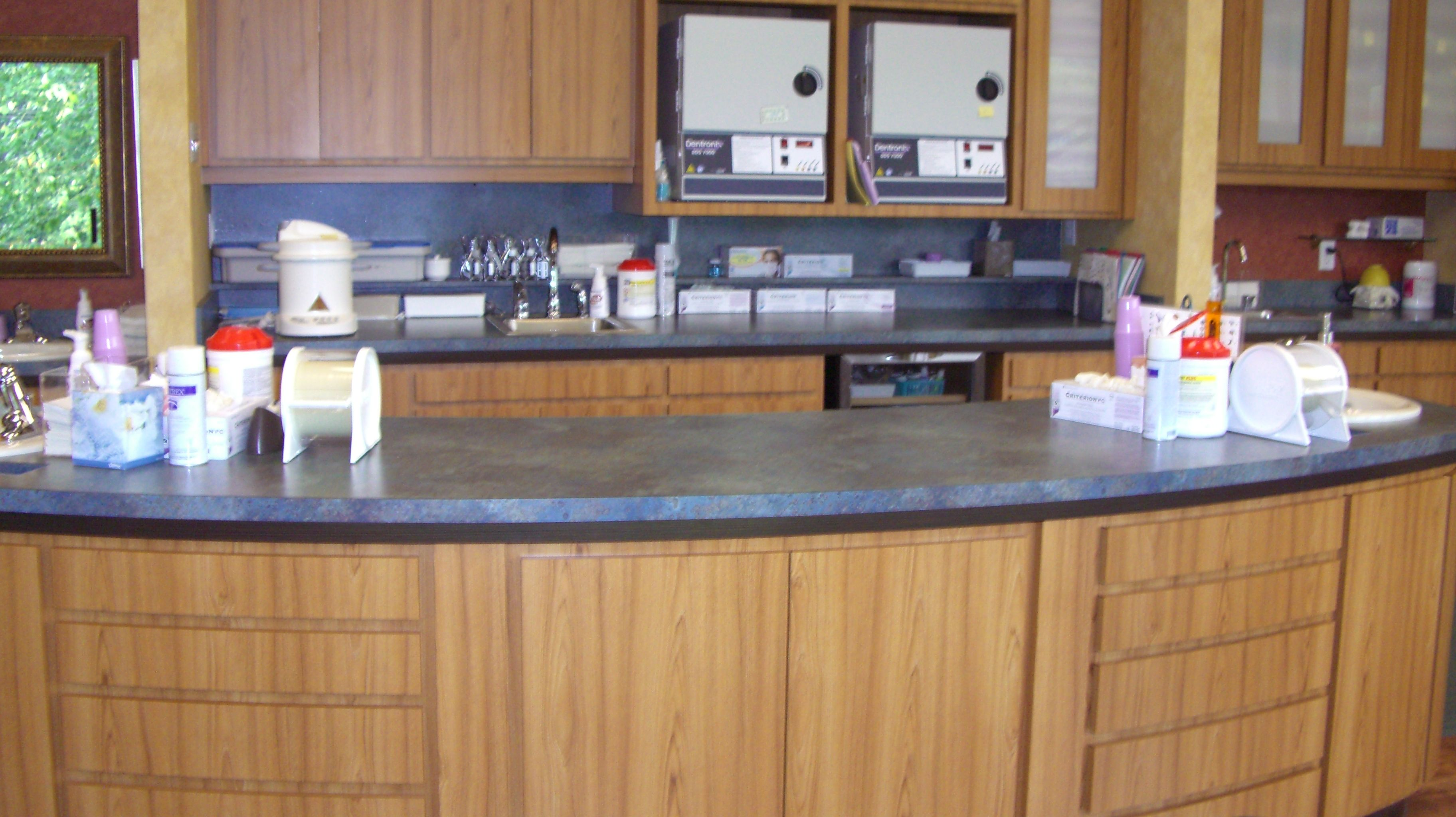 Orthodontic Station Kitchen Cabinets Orthodontic Office