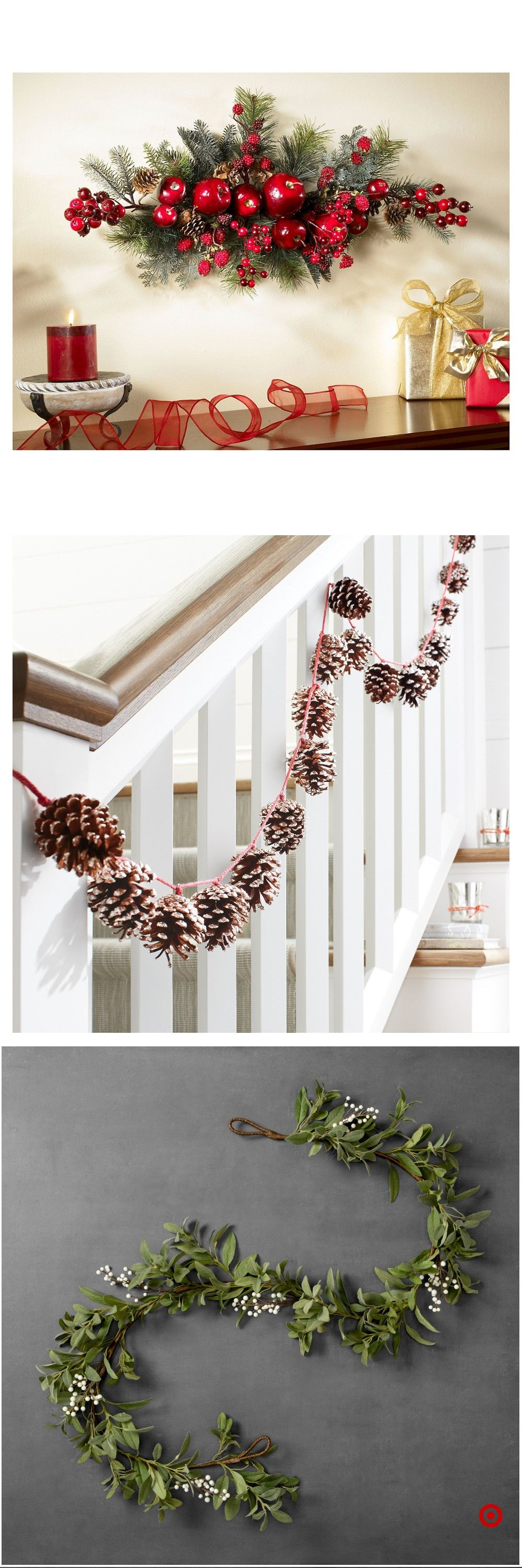Shop Target for artificial garland you will love at great low prices ...