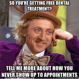 So true at my Today's Dental office in Phoenix?