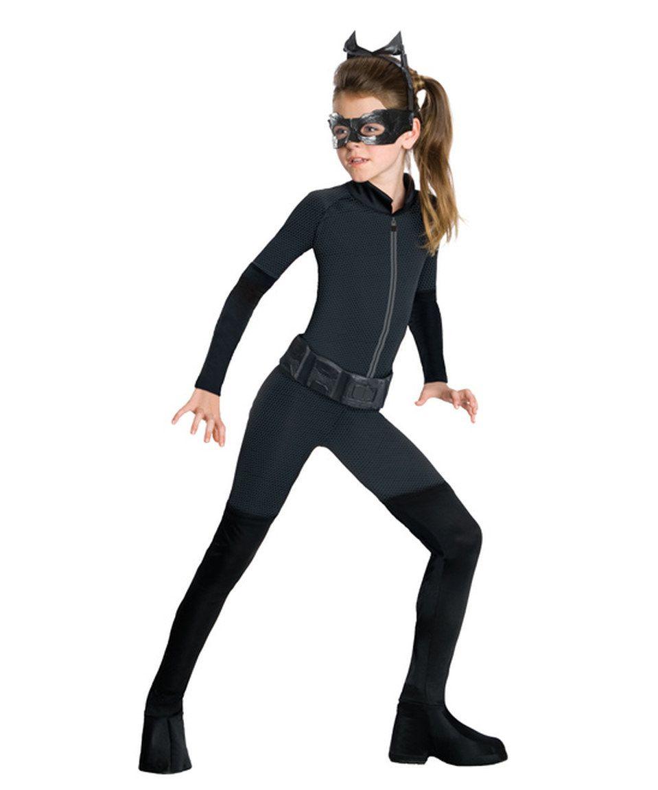 Loving this Catwoman Dress-Up Set - Kids on #zulily! #zulilyfinds ...