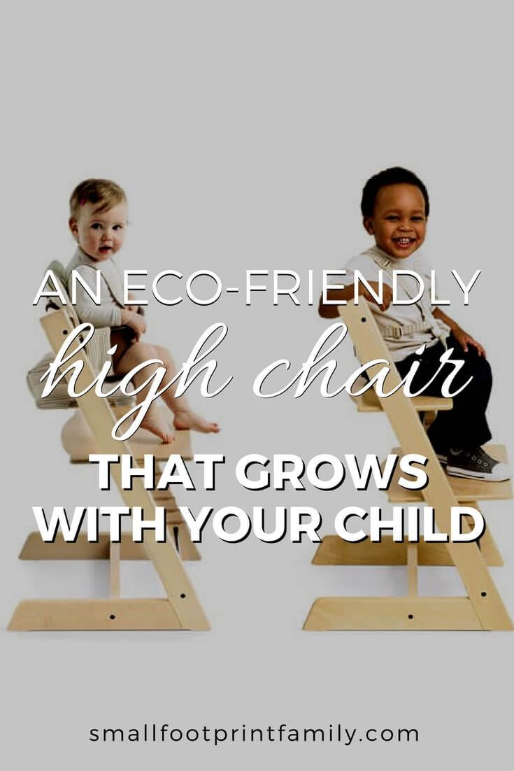 8 Benefits of an Eco-Friendly High Chair | High chairs ...