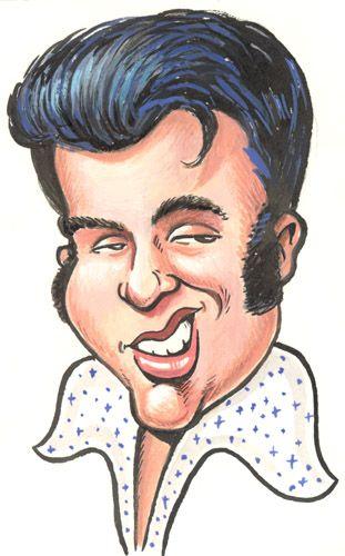 15 interesting elvis presley cartoon drawing elvis presley