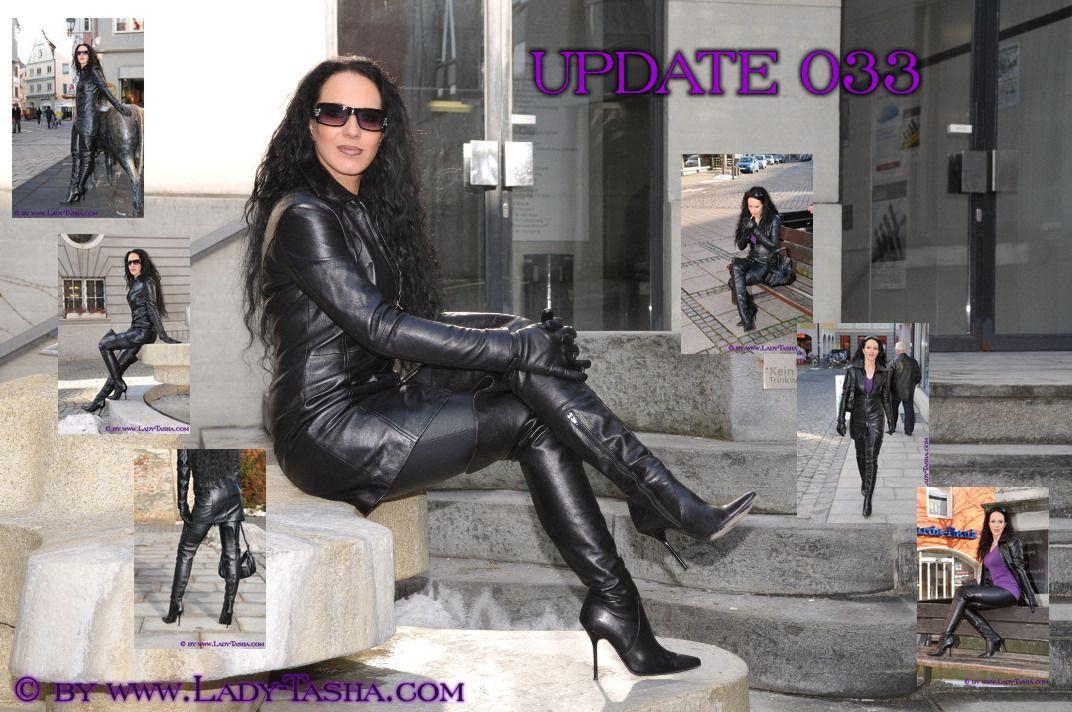 Neues Von Lady Tasha Seite 2 Leather Forum 005 Lady