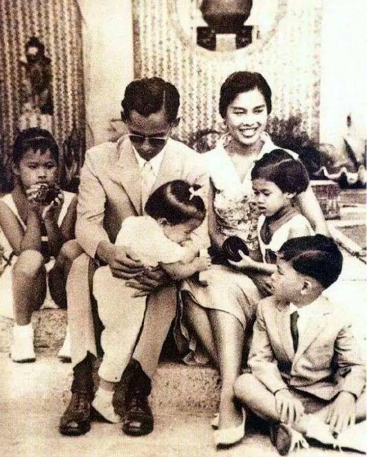 Royal family...