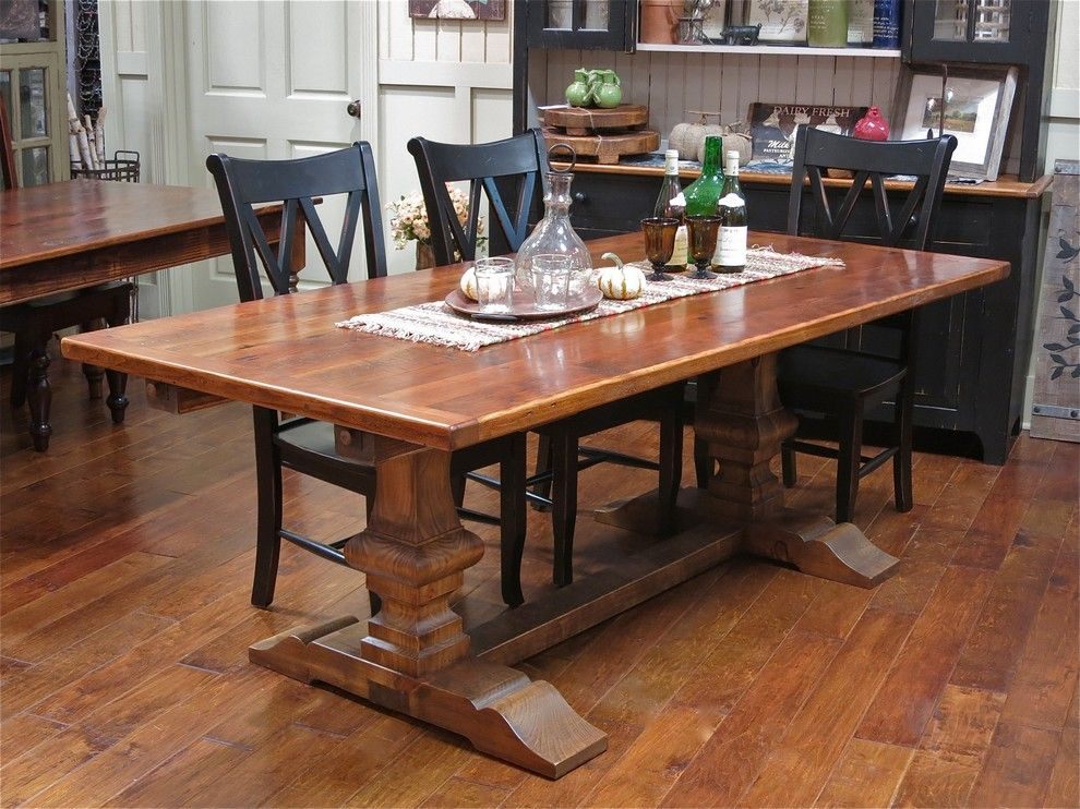 Ordinaire Barnwood Dining Table Room With American Made Item Natural