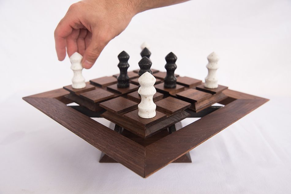 Chess Sets · Portfolio | Smart Design Studio Https://www.etsy.com/listing