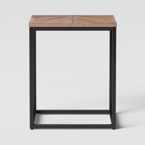 Pin By Carlyn On Future Place Contemporary End Tables Metal End