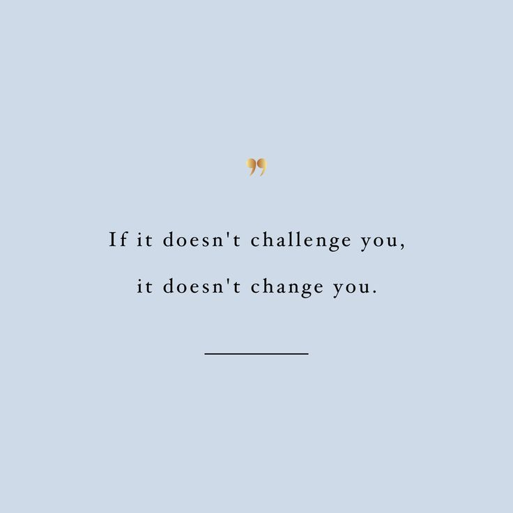 Challenge Yourself | Workout Inspiration