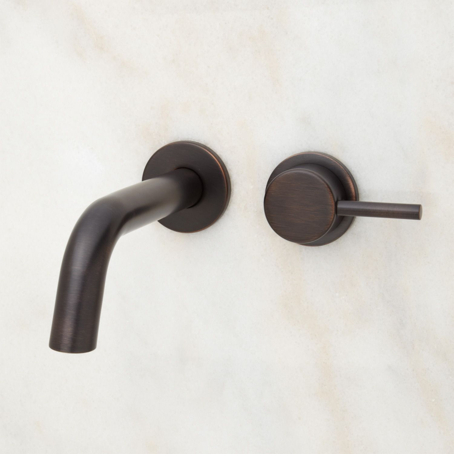Rotunda Wall-Mount Bathroom Faucet   Vessel faucets, Faucet and ...