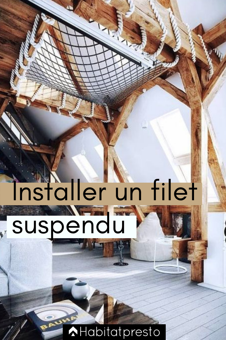 Filet D Habitation Suspendu 4 Idees Pour Vous Inspirer Filet D Habitation Suspendu Amenagement Maison