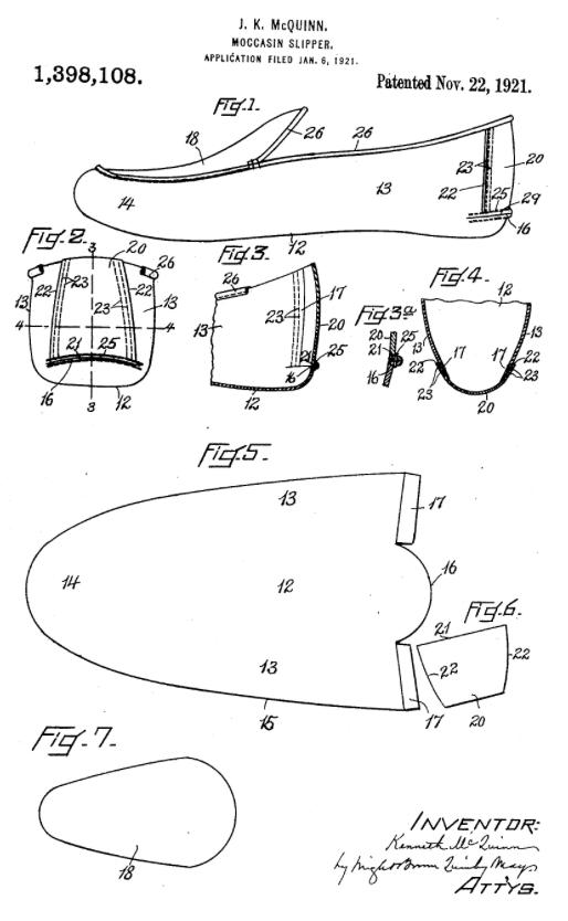 meggiecat: Moccasin Pattern | SHOES HANDMADE | Pinterest | Zapatos ...