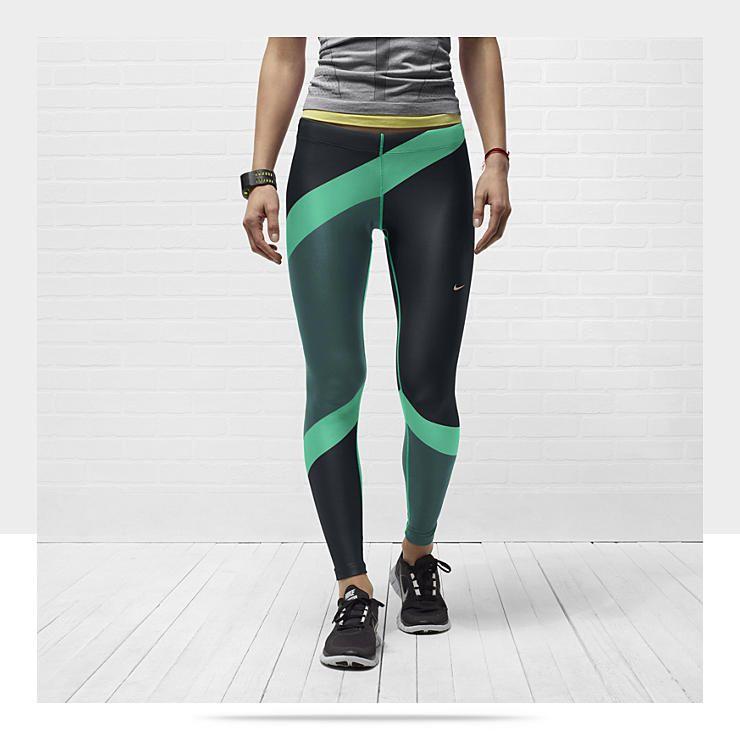 Nike Engineered Print Running Tights