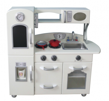 The Country Living Childrens Wooden Kitchen is also available in ...