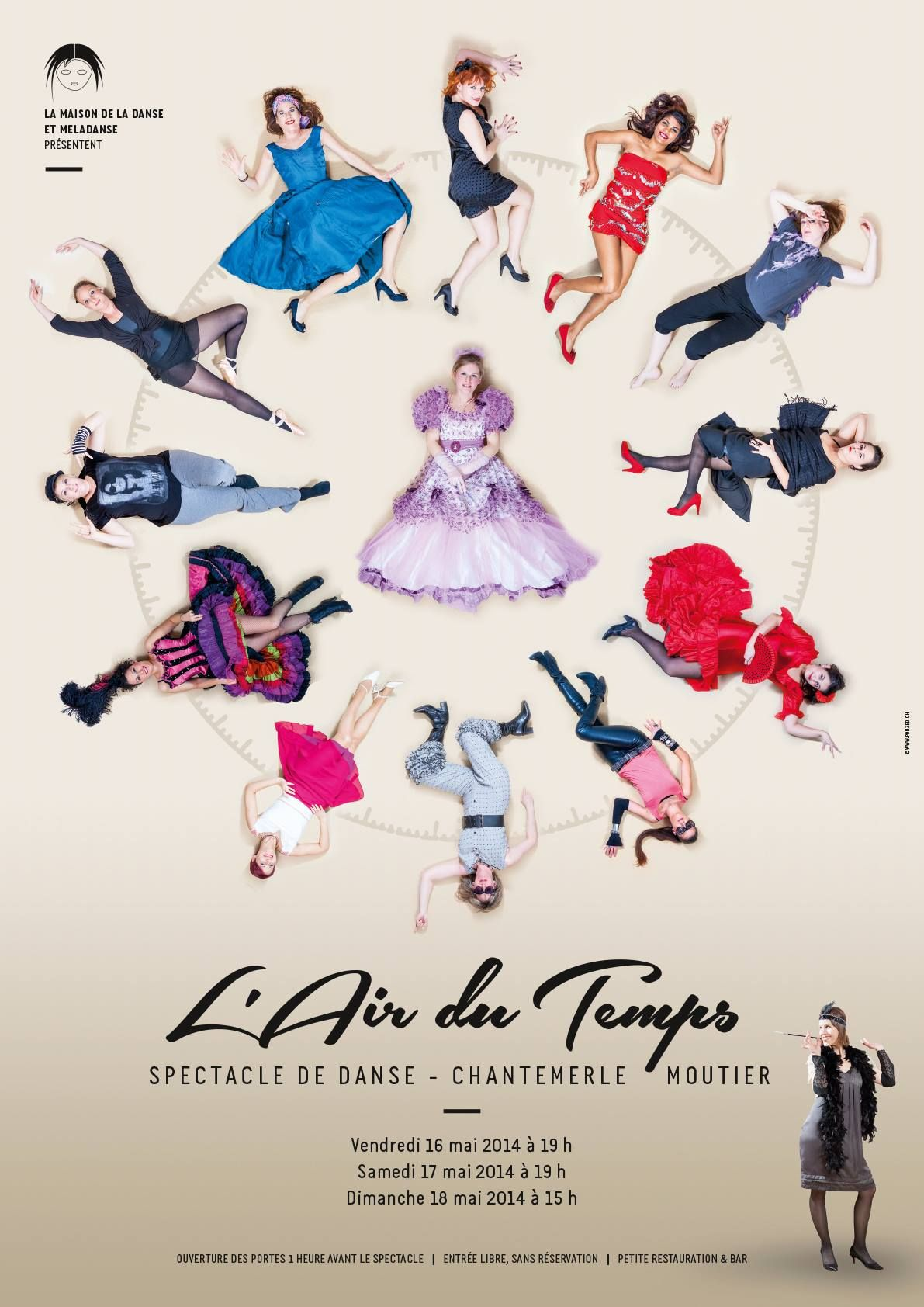 Spectacle de danse - Meladanse 2014