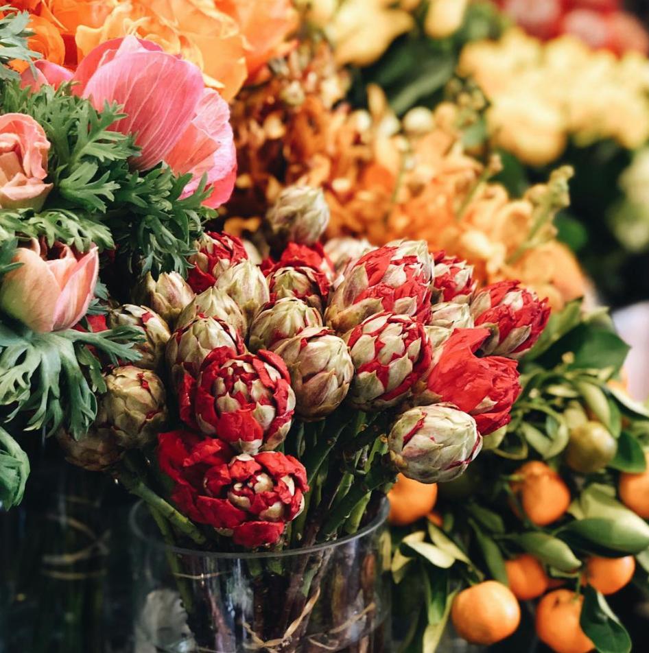 Delicious bouquet victoriawhitelaw Send flowers online