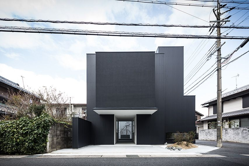 Located in the shiga prefecture japan framing house by form kouichi kimura architects is  modern japanese residence displaying minimalist design and also glen robert glenhastings on pinterest rh