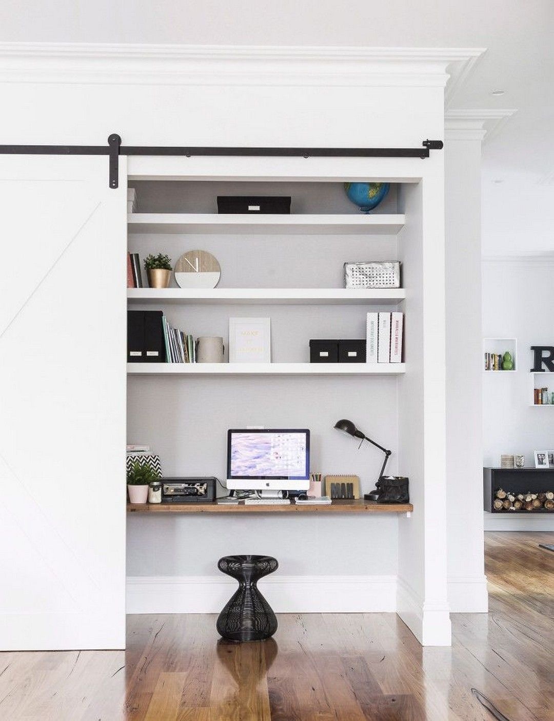 Hidden Storage Ideas For Small Spaces In 2020 Small Space Office
