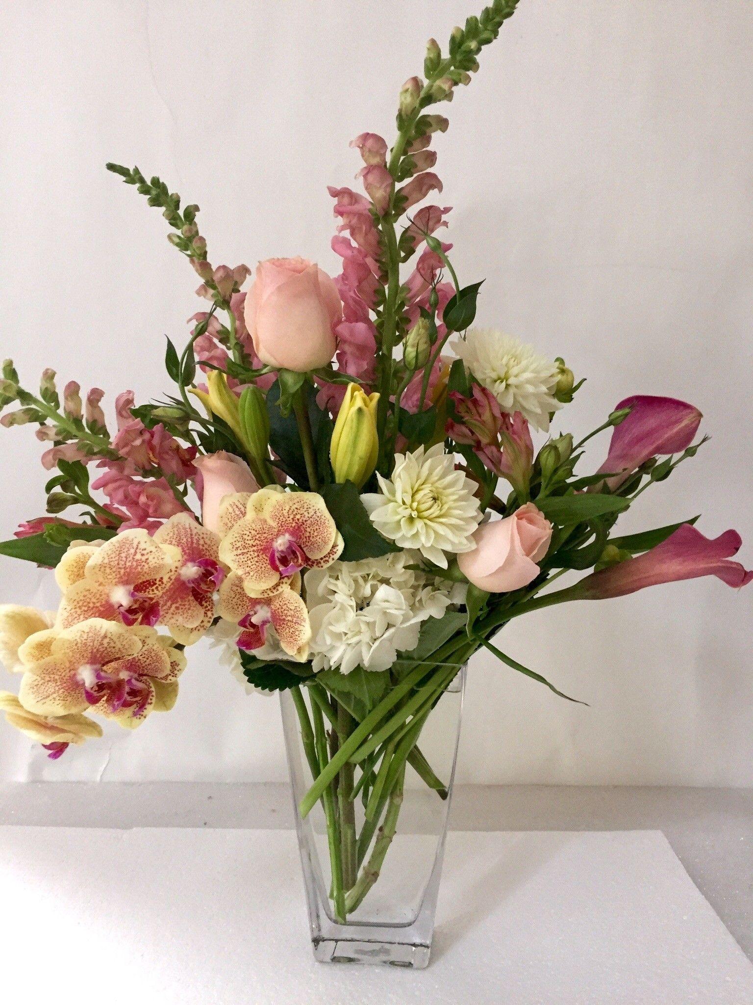 Janes Rose's & Flower Delivery San Francisco Flowers