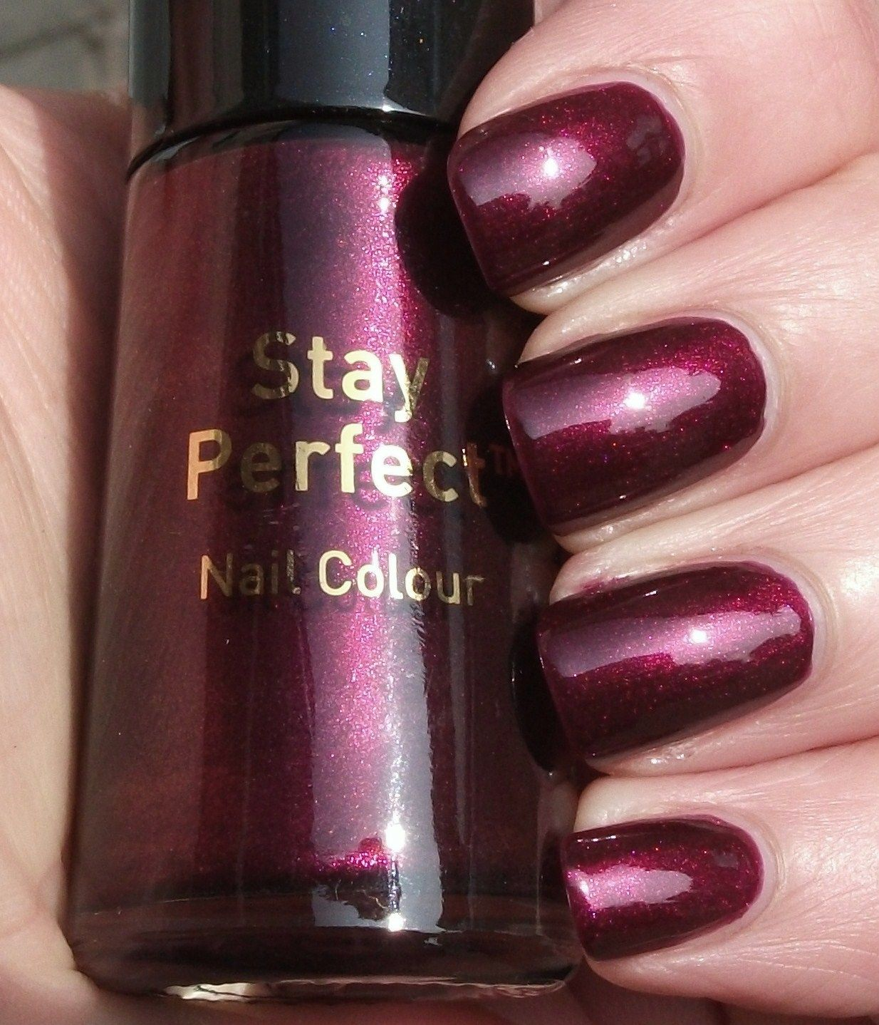 Boots No7 (Stay Perfect) Nail Colour \