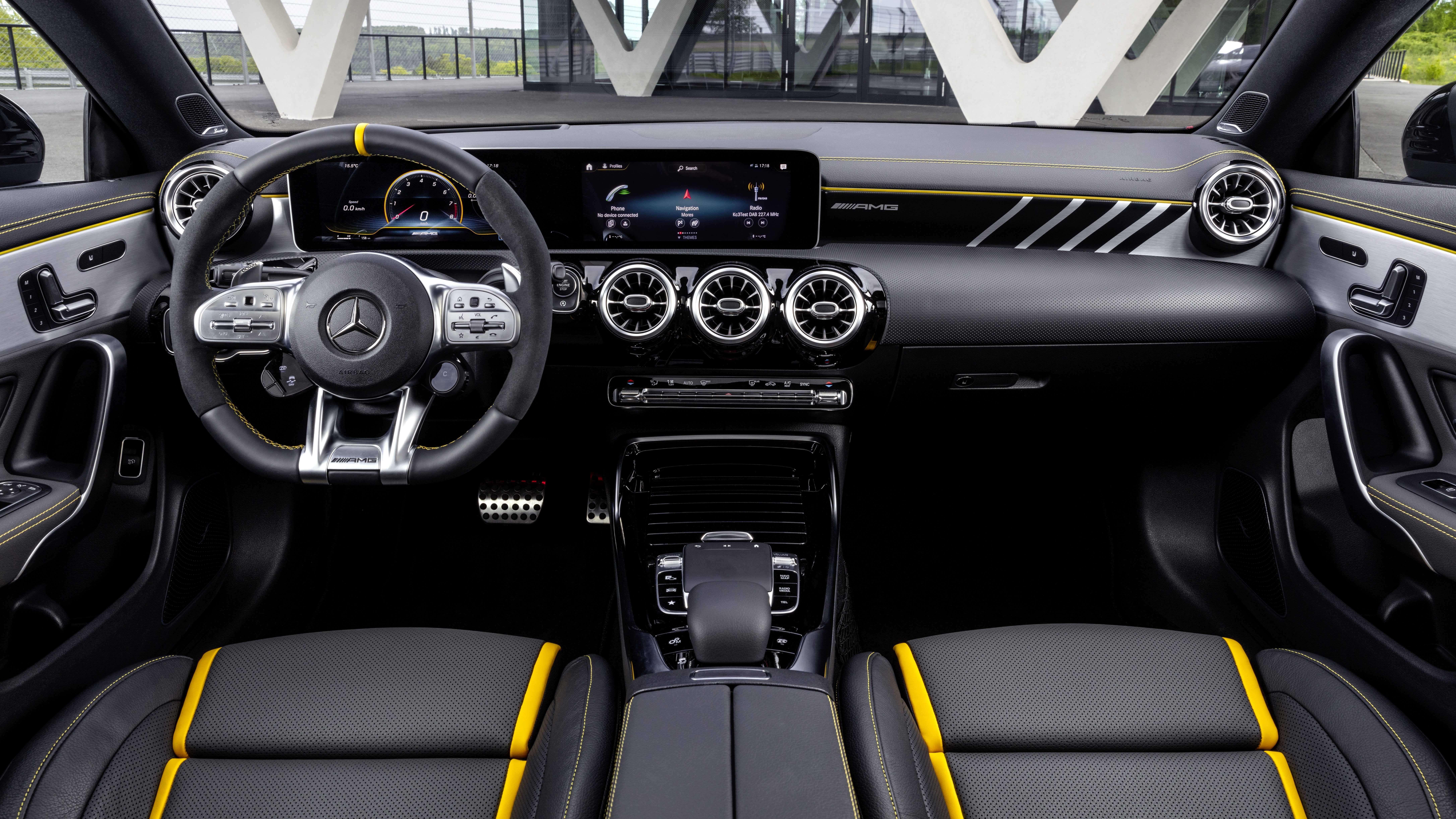 2020 Mercedes Benz Cla 220 Amg Line Driven Mercedes Benz