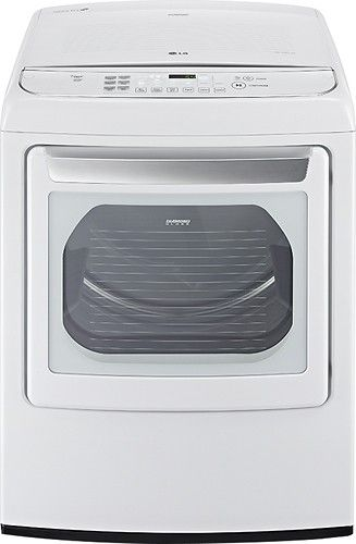 730 623 Outlet Dlgy1702w With Images Electric Dryers