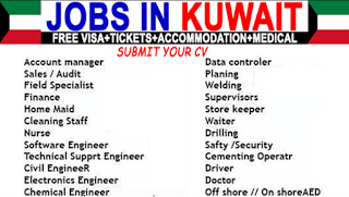 Latest Jobs In Kuwait At Many Sectors Job Kuwait Electronic Engineering