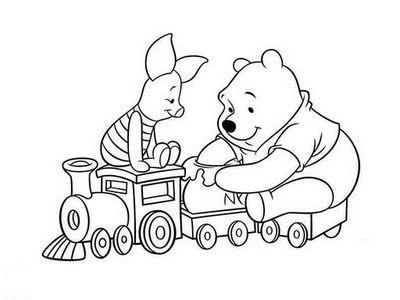 Desenhos Para Colorir Da Disney Baby Pesquisa Google Winnie