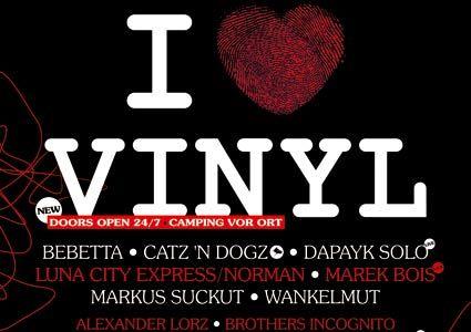 I Love Vinyl Open Air 2015