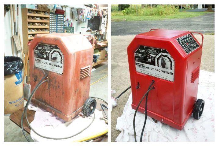 $40 Lincoln Welder Restoration - Honda Foreman Forums : Rubicon