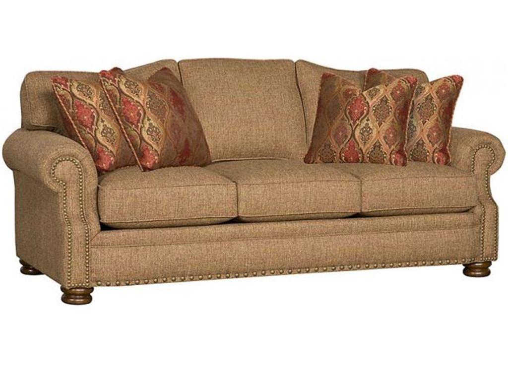 Awe Inspiring King Hickory Living Room Easton Fabric Sofa 1600 High Uwap Interior Chair Design Uwaporg