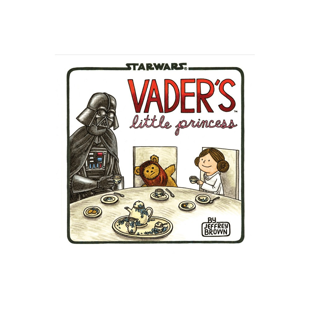 Vader's Little Princess (Hardcover) by Jeffrey Brown