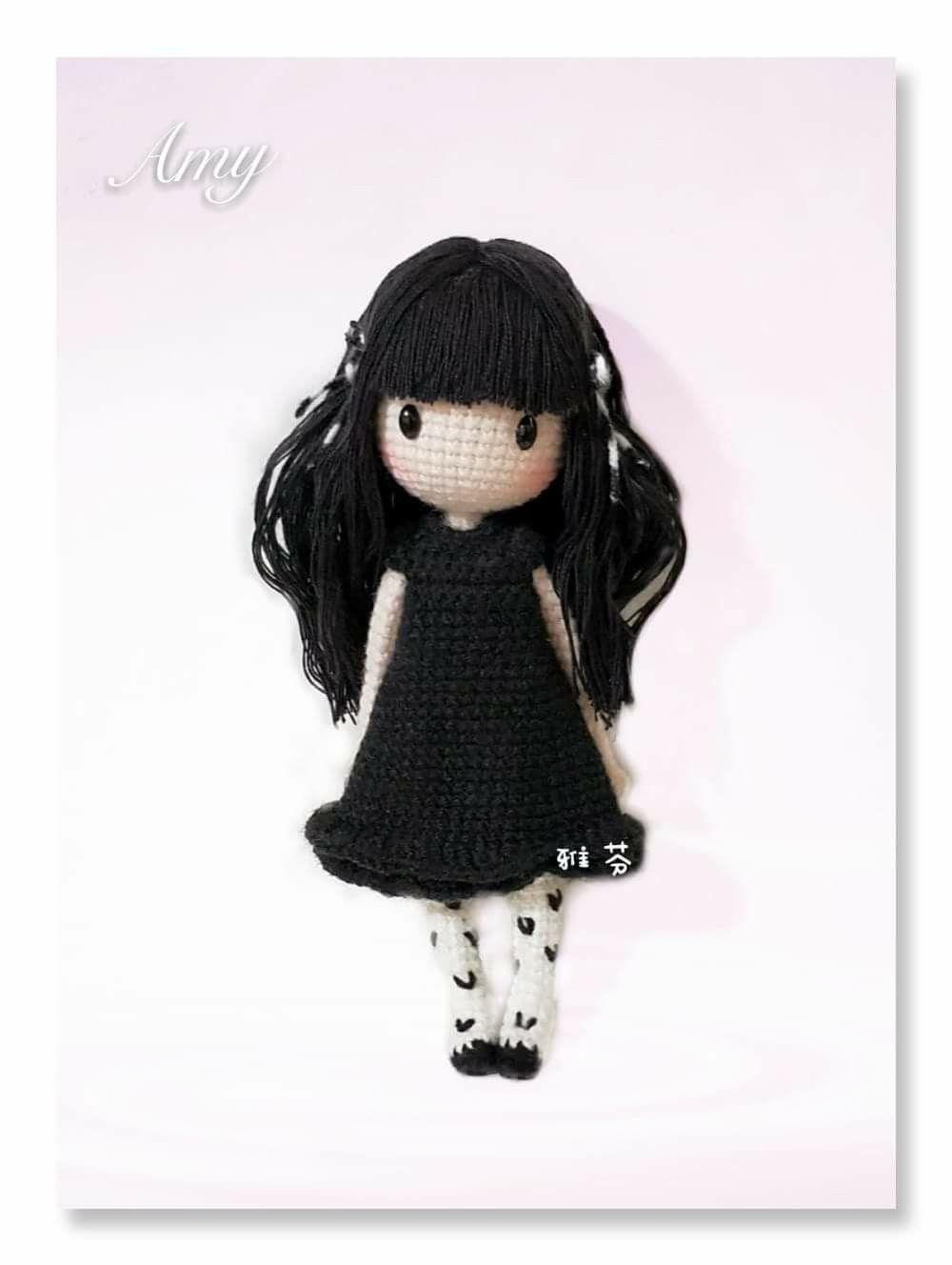 Pin de MT en Croché | Pinterest | Muñecos amigurumi, Muñecas y Ganchillo