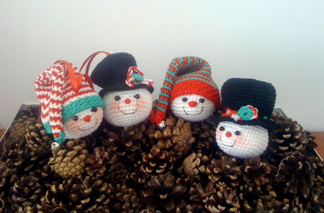 Ready For Christmas Fever Thesis Amigurumi Patterns And