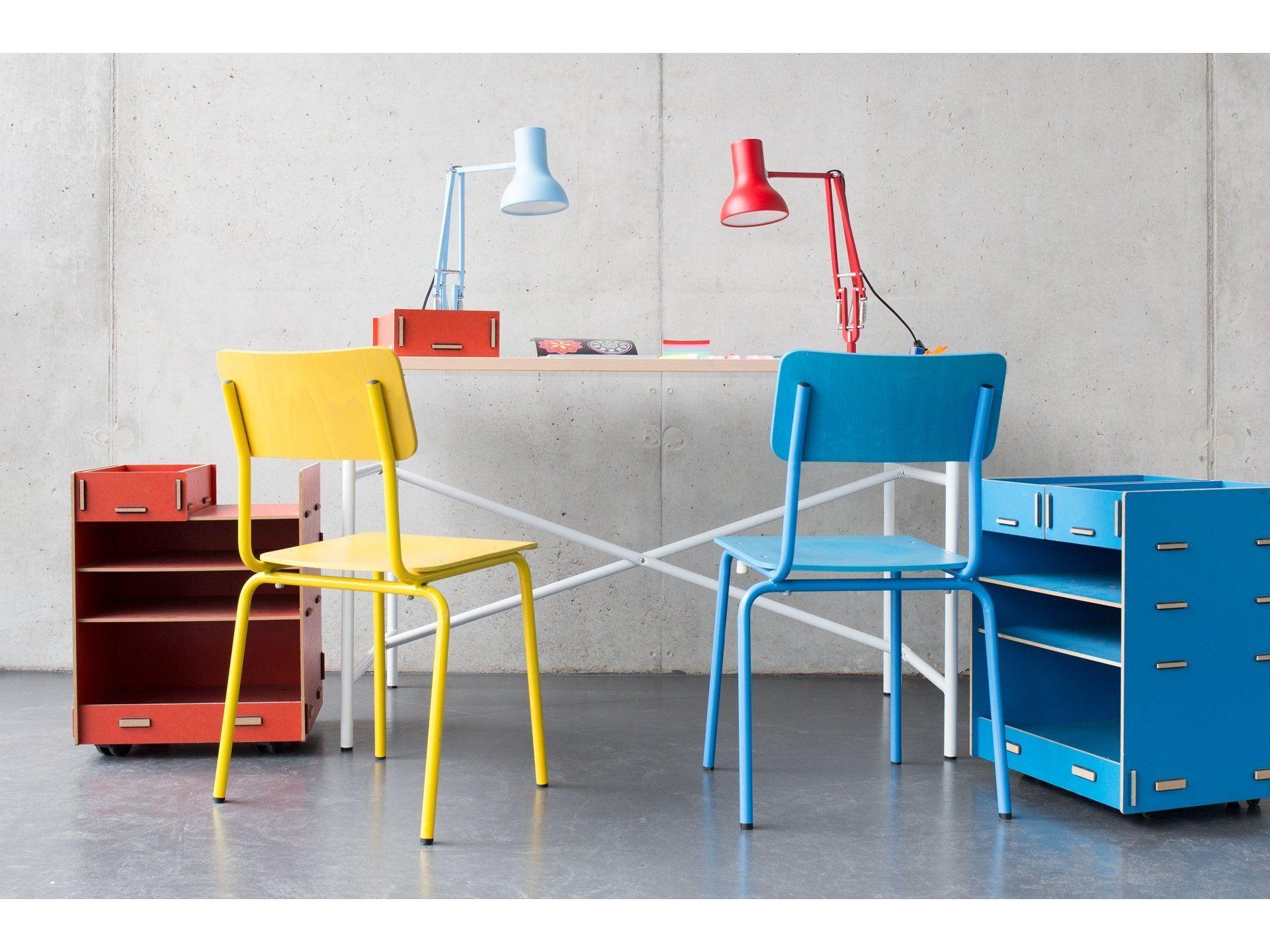 Kindertisch E2 (Set) Jetzt Online Kaufen | Modulor