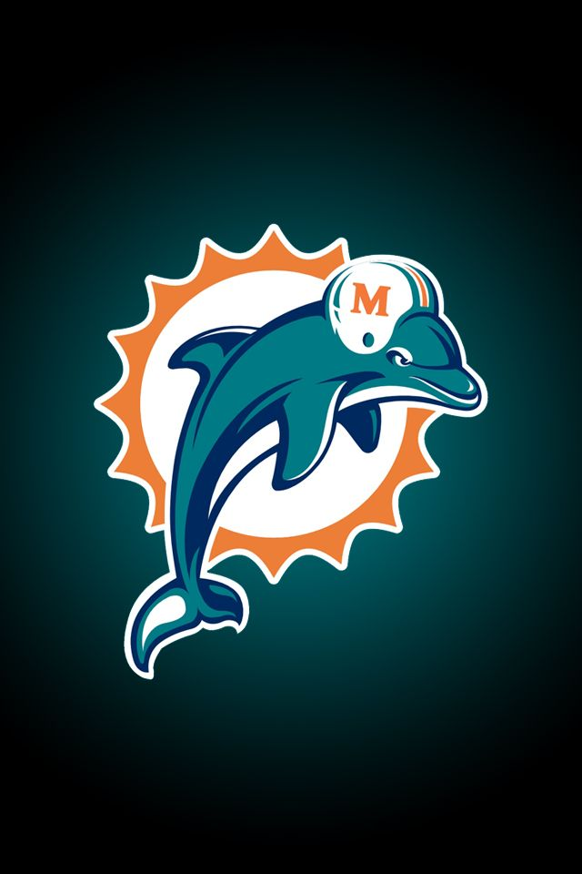 Miami Dolphins Iphone 4s Wallpaper Http Www Ilikewallpaper Net Iphone Wallpapers One Stop Wal Miami Dolphins Logo Miami Dolphins Wallpaper Dolphins Logo