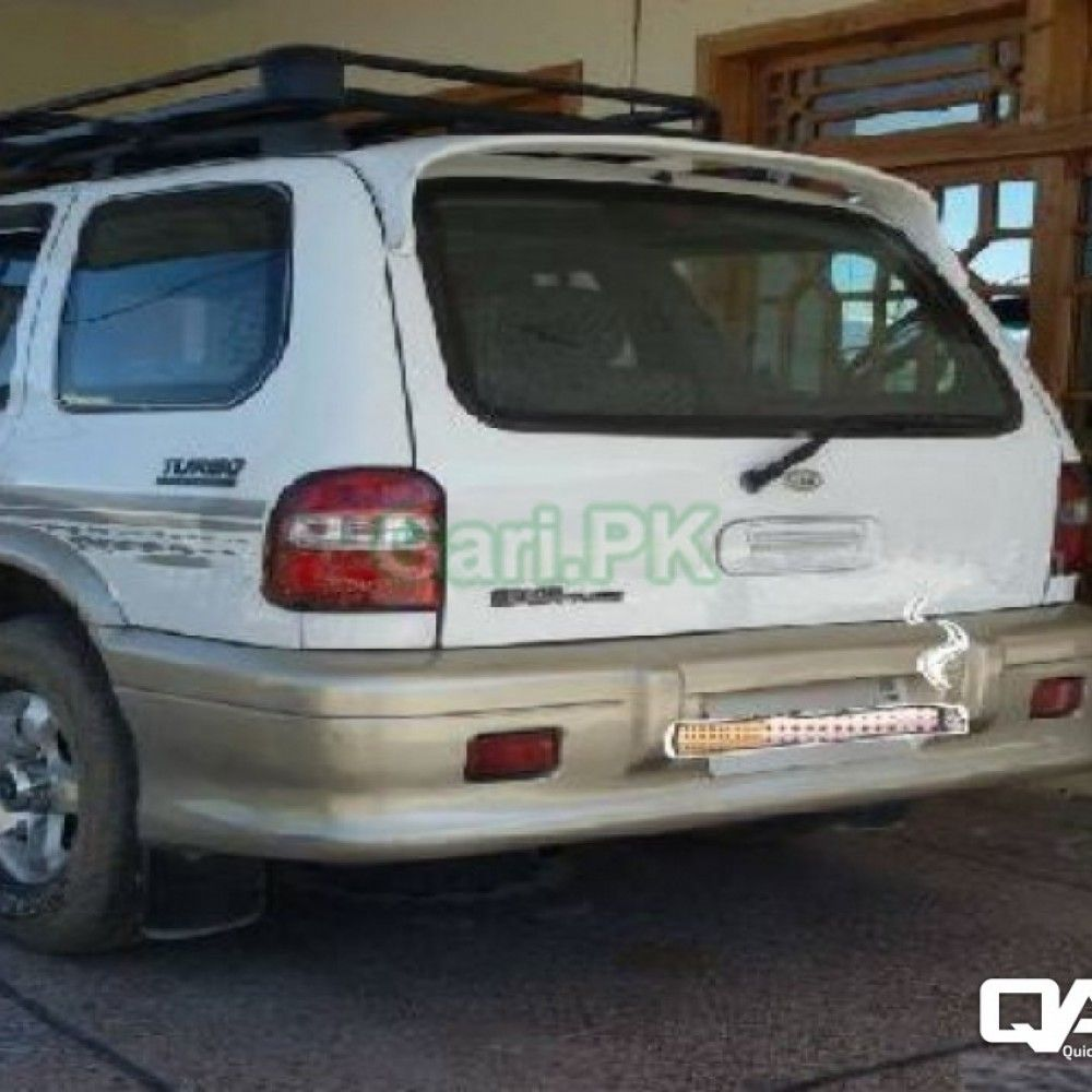 Kia Sportage 2.0 LX 4x4 2005 for Sale in Abbottabad