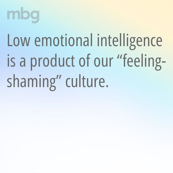 1. Emotional intelligence leads to healthy attractions.