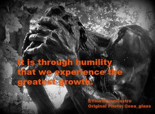 Bryan Works Out!: November 20, 2015: Humility and Growth