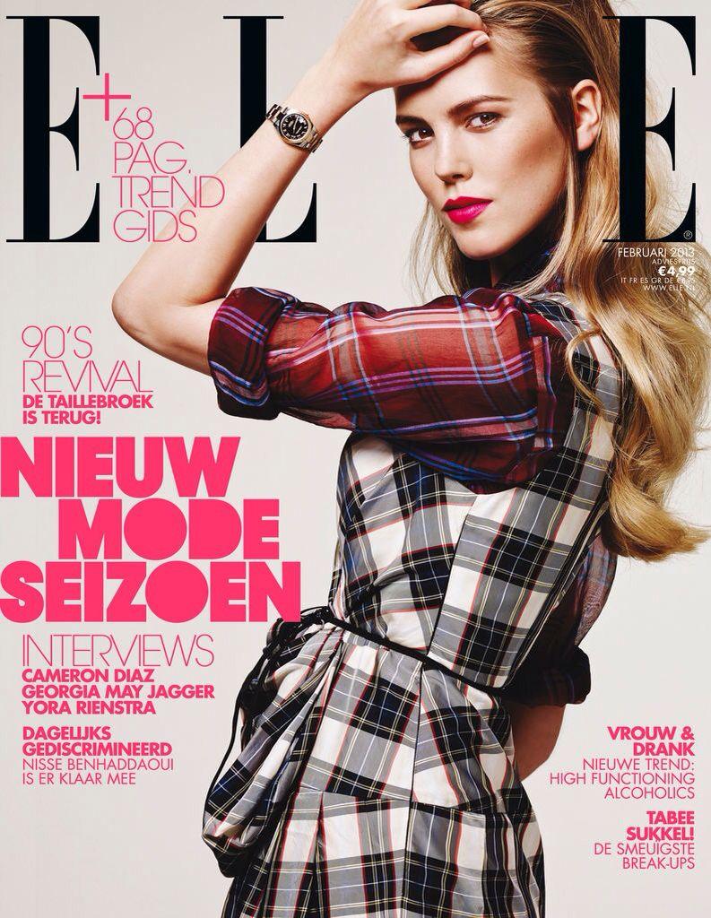 Elle Netherlands February 2013 Photo Wendelien Daan