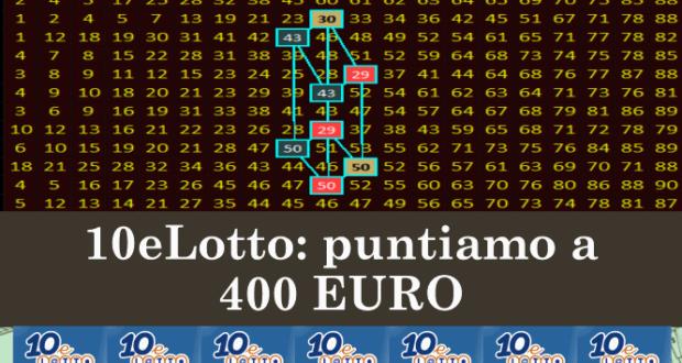 10eLotto: puntiamo a 400 EURO | Estrazioni del Lotto di oggi 19/04/2016, estrazioni del 10eLotto di oggi del 19/04/2016, estrazioni del Superenalotto di oggi del 19/04/2016, estrazioni del winforlife di oggi del 19/04/2016