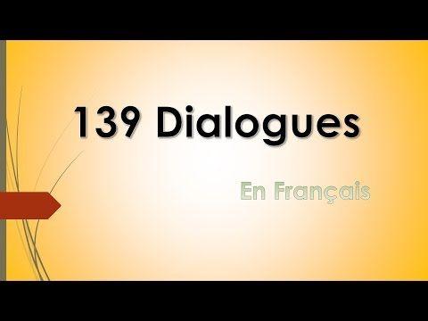 239 Dialogues En Francais French Conversations J Apprends Le Nom Des Vetements Wmv Youtube Learn French French Conversation How To Speak French