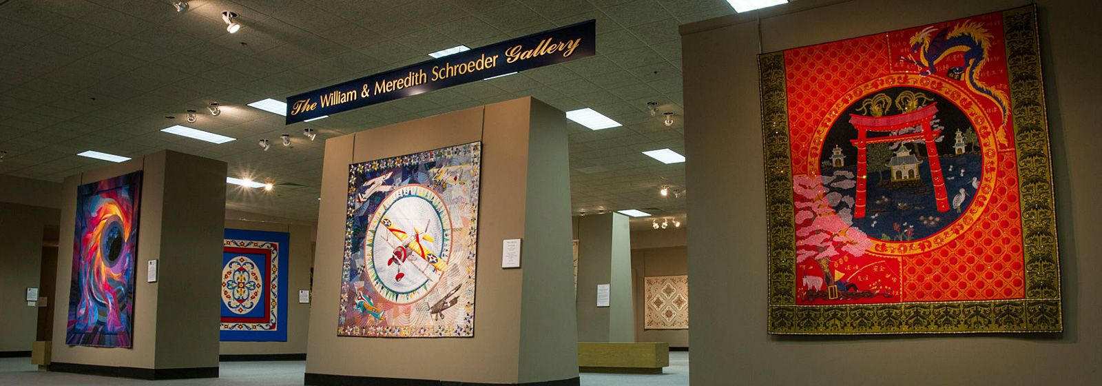 The National Quilt Museum Paducah Ky National Quilt Museum Art Quilts Paducah