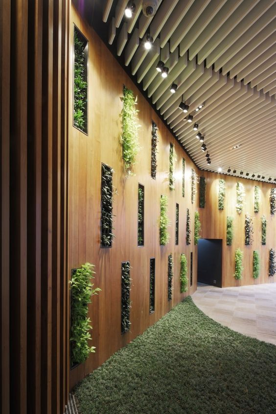 Commercial Grow Room Design: Gallery Of Office Lobby / 4N Design Architects